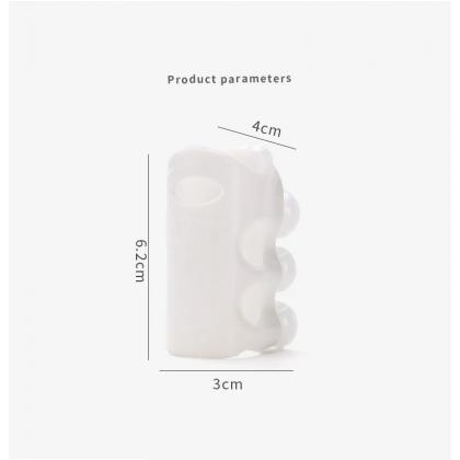 iDECO Shower Head Holder Suction Cup Reusable Durable Removable Silicone Handheld Bathroom Pemegang Air Pancut Bilik Air